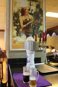 Beer poster Hanoi