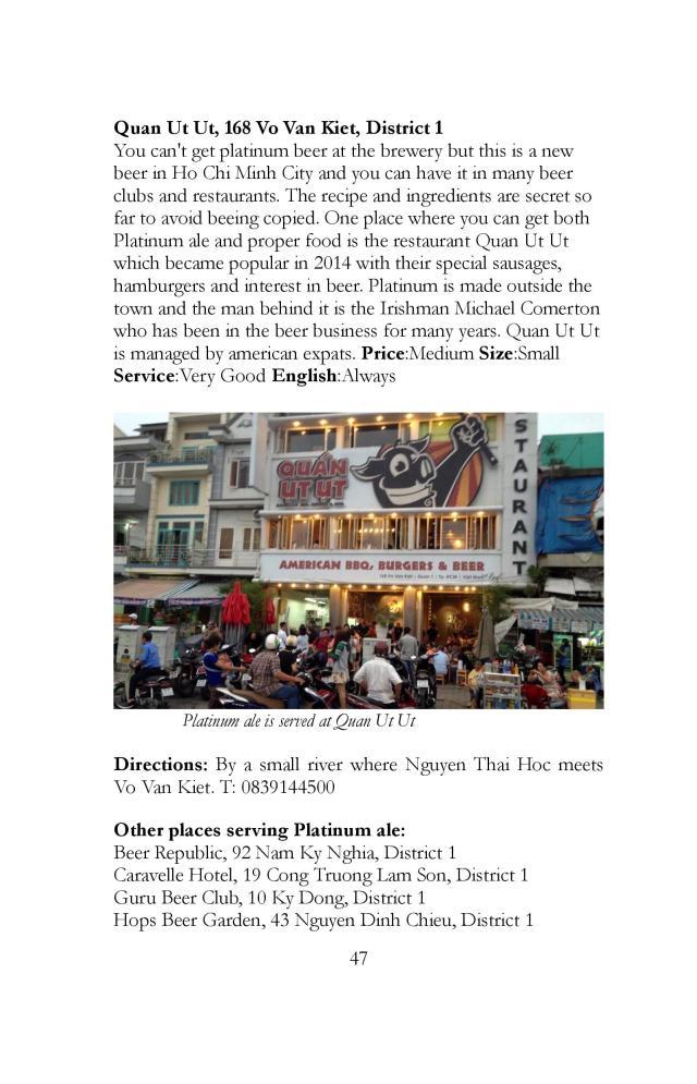microbrewery vietnam
