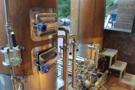 Boiling barrels