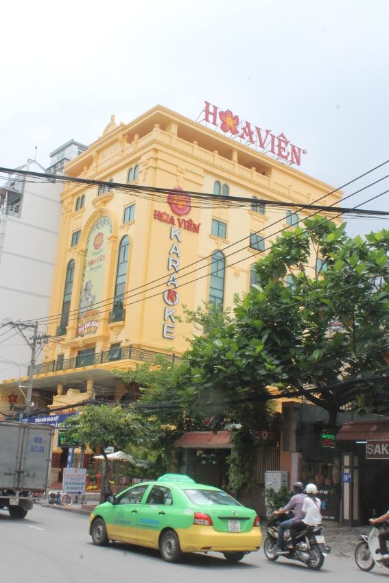 Microbrewery Saigon