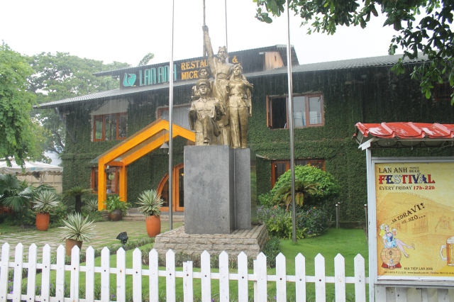 Lan Anh club Saigon