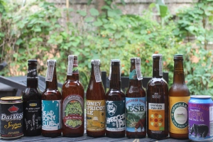 bottled ales