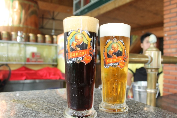 Czech styled lagers in Saigon