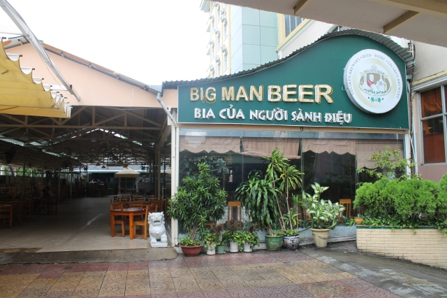 Big man beer 1 Pham Viet Chanh