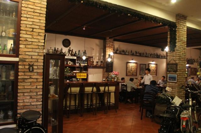 German brewery Saigon