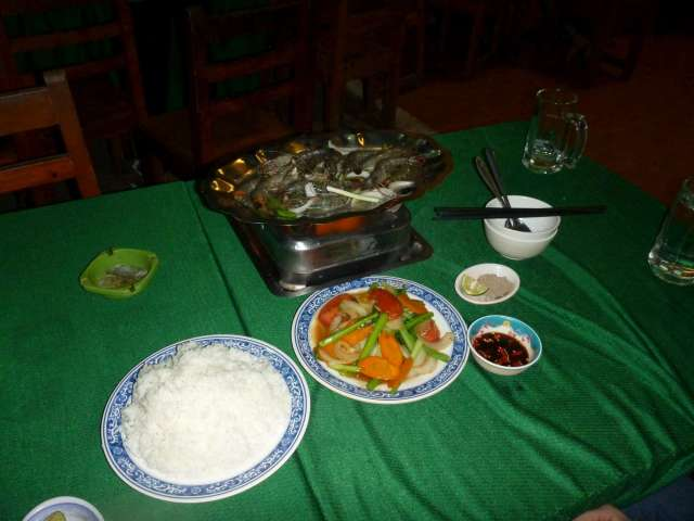 Da Lat beer and food