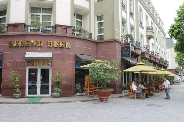 Legend beer Vietnam