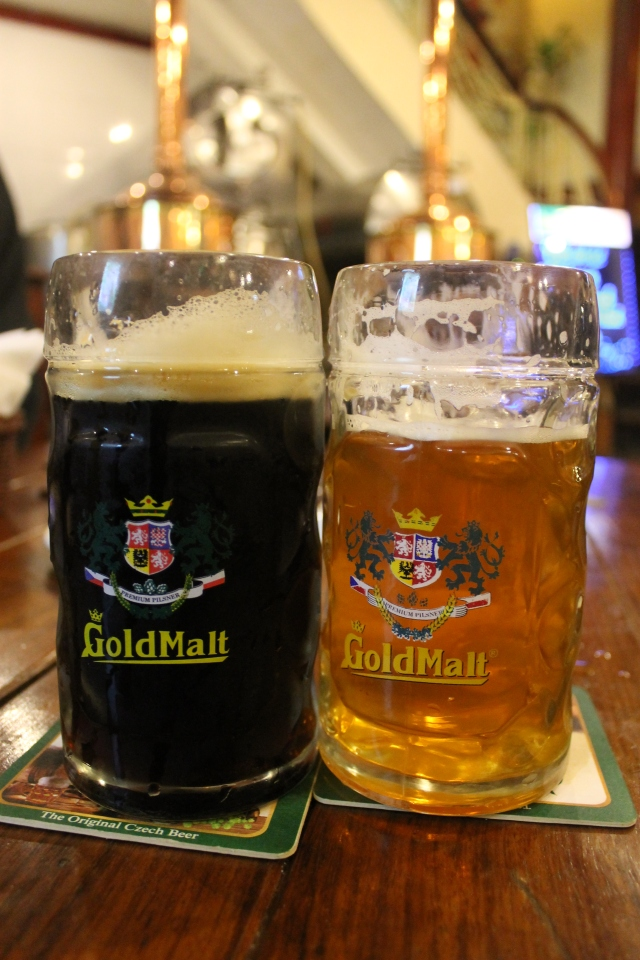 Craft Beer in Vietnam Goldmalt