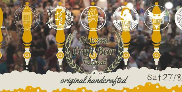 outcast saigon craft beer festival 2016